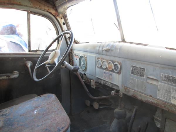 2015 Ford E350 >> BangShift.com Unmolested All Original 1952 Dodge Power ...
