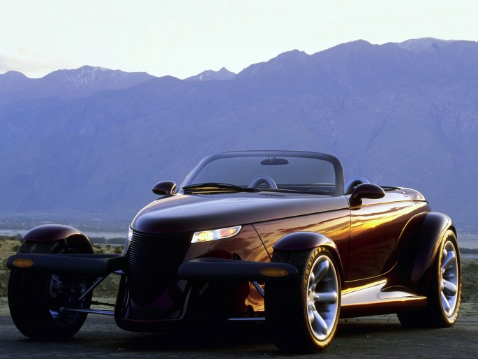 1993 prowler