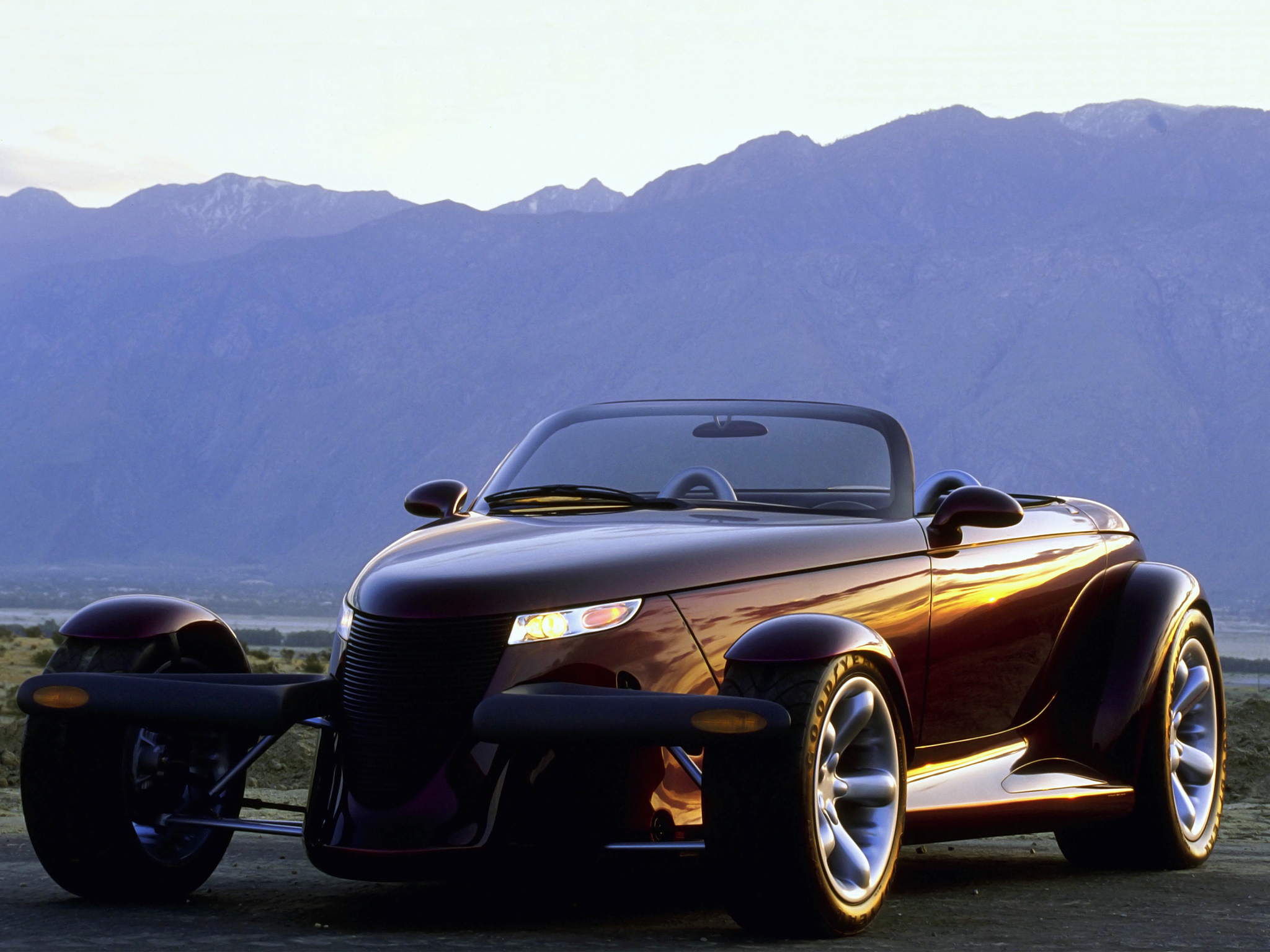 2000 PLYMOUTH PROWLER CUSTOM CONVERTIBLE 132804 together with 21 Inch Front Wheel For 2008 Harley Davidson Street Glide in addition 38351034301585490 likewise Sp off grid solar power rv motor home p3 besides 1960 Pontiac Catalina. on 2002 plymouth prowler