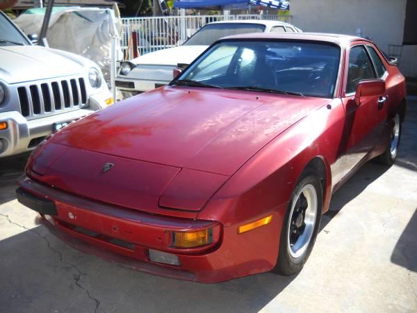944 Porsche LS Engine Swap Candidate 2