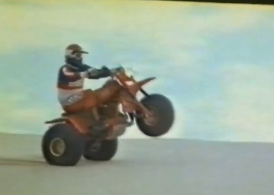 Historic Footage: Honda's Commercial For The 1981 ATC 250R Three Wheeler