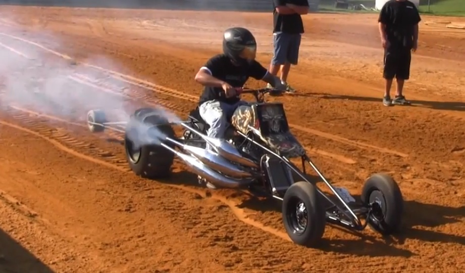 Don't Want A Sand Drag Bike But Want The Wind In Your Helmet? How About ATV Sand Drags?