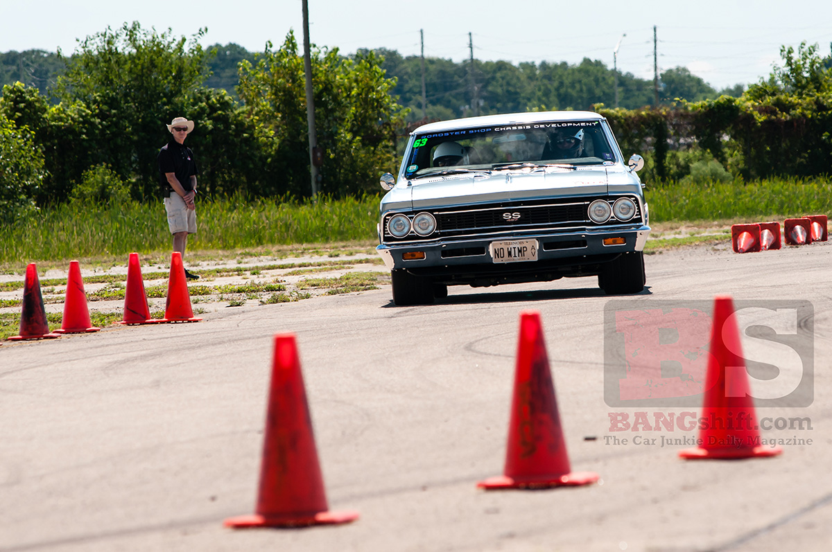 Bonus Gallery: Test And Tune Friday At The Speedway Motors CAM Challenge East
