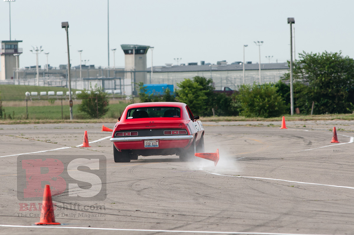Action Gallery: Speedway Motors CAM Challenge East Event Saturday Photos
