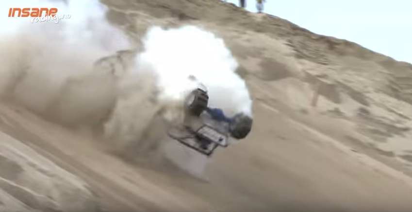 Do You Want To Know What This Looks Like From In The Car? Formula Off Road Greatness