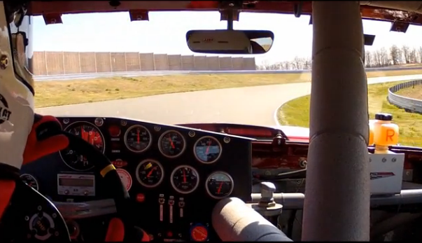 Video: Ride Along In Don Stellhorn's Awesome 1964 GTO Road Racer As He Laps New Jersey Motorsports Park