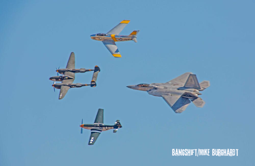 Chino Air Show 2015: Check Out The Incredible Planes That Came To The Show – Modern And Classic Stuff Alike