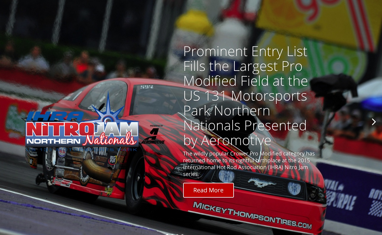 Watch The Ihra Nitrojam Northern Nationals 2015 At Us131 Dragway Right Here At 1030