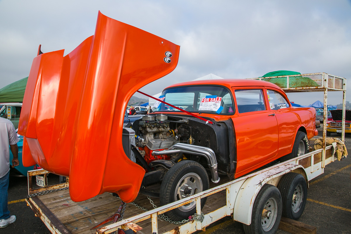 Pomona Swap Meet Coverage: More Twisted Steel And Gearhead Appeal From The SoCal Event