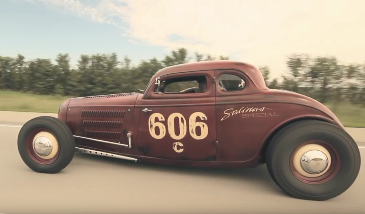 Cool Video: Watch The Trailer To THREE MILE A New Brian Darwas Film That Follows The Rolling Bones To Bonneville