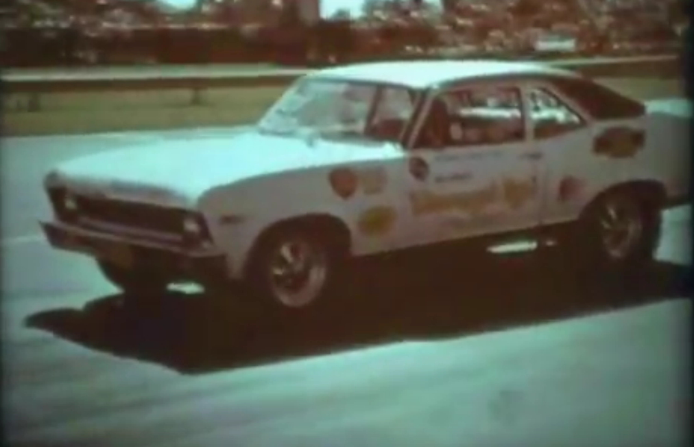 Great video: A Profile On Grumpy Jenkins At The 1968 US Nationals – Brock Yates Hosted!