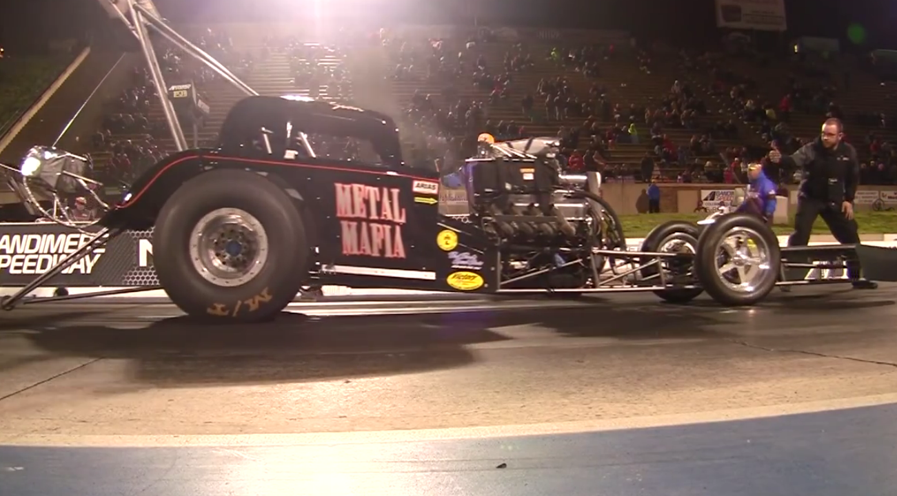 Fuel Altered Video: This Short Film About The Metal Mafia Iron Big Block Chevy AA/FA Is AWESOME!