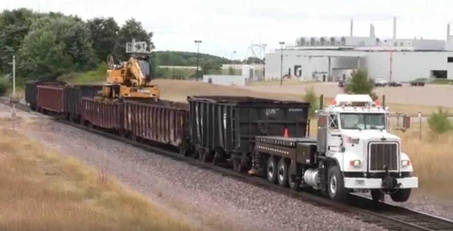 Video: Brandt Railroad Trucks Are The Coolest Big Rigs In The World –