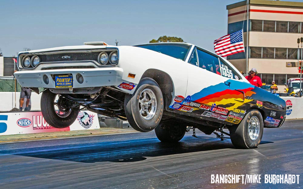 California Drag Racers Sweep Division 7 NHRA LODRS At Sonoma