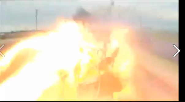Ever Wondered What It Would Be Like To Have A Blown Hemi Explode In Your Face? This Video Shows It All Too Well