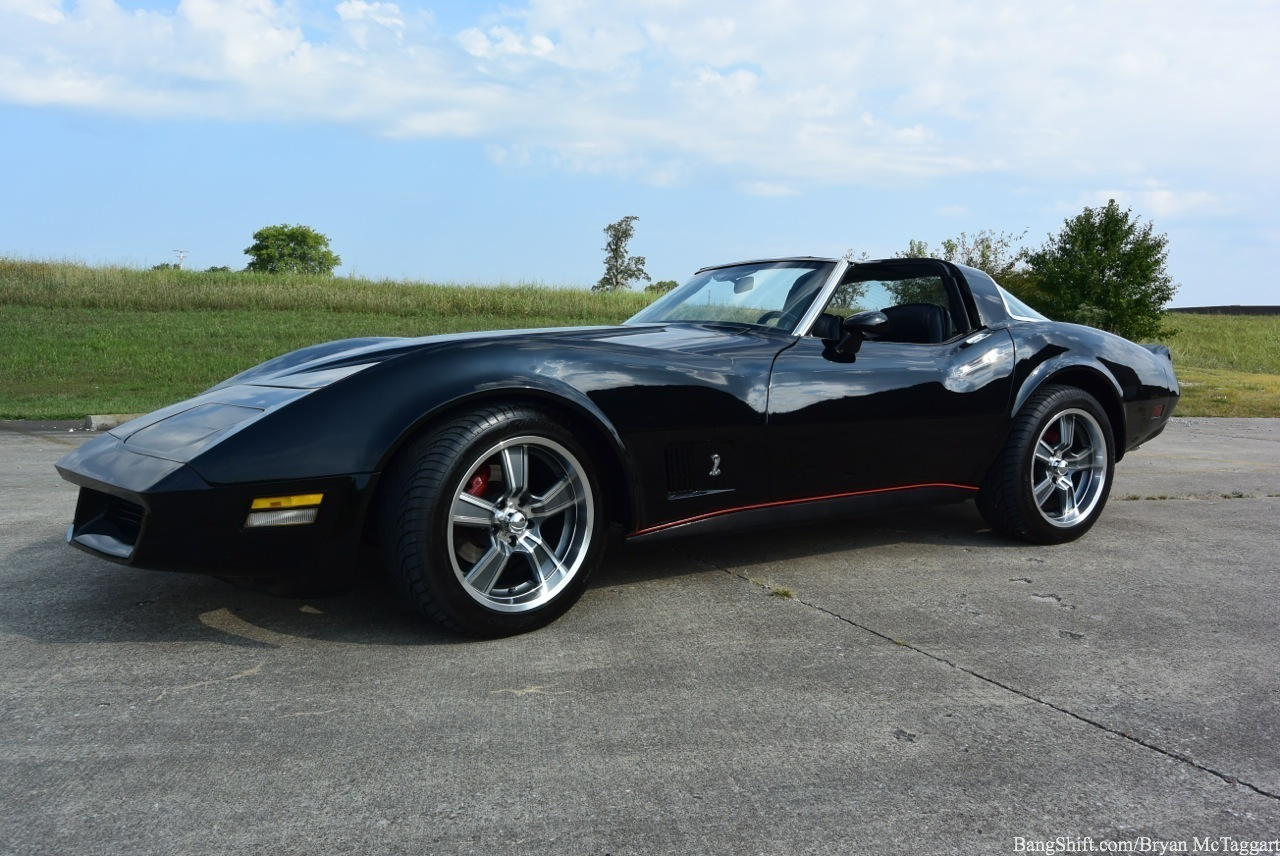 best of 2015 this c3 corvette is hiding a secret that would send both vette and. Black Bedroom Furniture Sets. Home Design Ideas