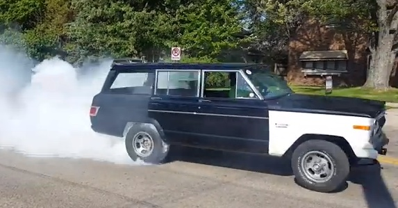 This Wagoneer…Shouldn't…Do…That! This 1100 Horsepower Turbo Sleeper Is Brutal!