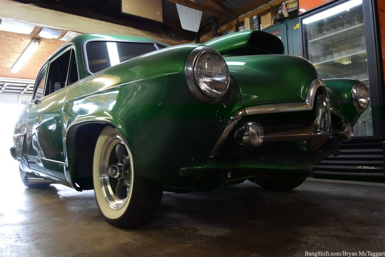 Short Street Rod Shop Tour: The Henry J, The Chryslers, The '55 Chevy