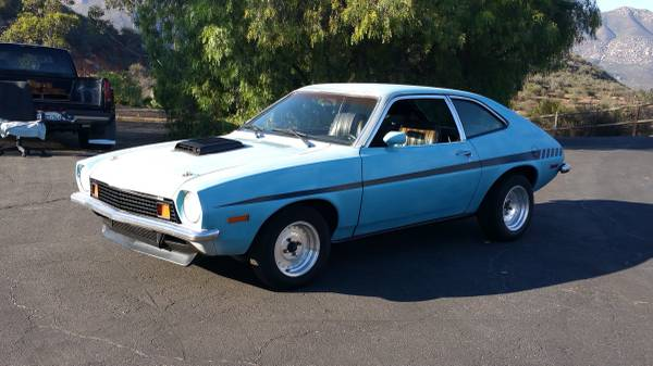 BangShift.com Rough Start: This 1971 Pinto Is A 289 ...