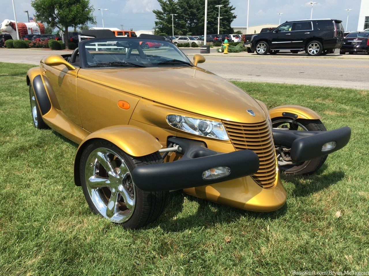 Random Car Review: The Chrysler/Plymouth Prowler – From Concept To Forgotten In Short Order
