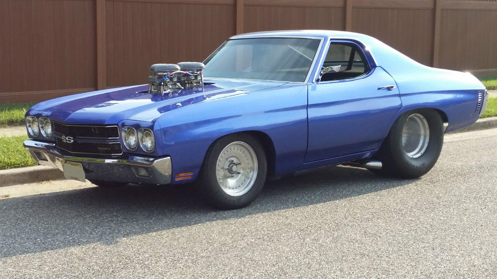 Bangshift Com This 1970 Chevelle Ss Shorty Looks Like A