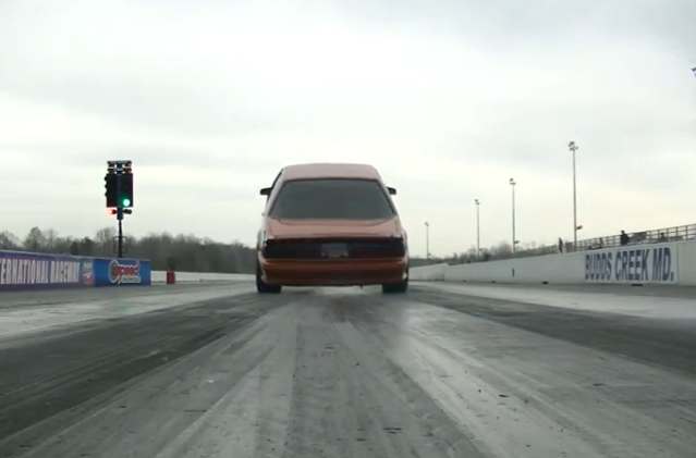 The American Powertrain Parting Shift: Tommy Godfrey Drags The Bumper And Bangs Through The Gears!