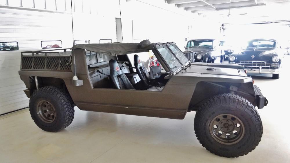 Random Car Review: 1972 FMC XR311 – G.I. Joe's Military Grade Hot Rod?
