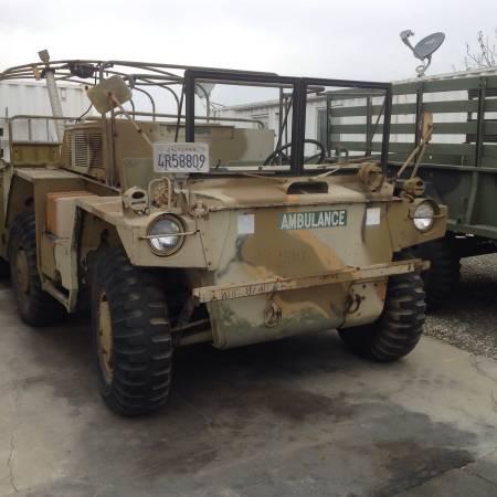 BangShift com Military Trucks
