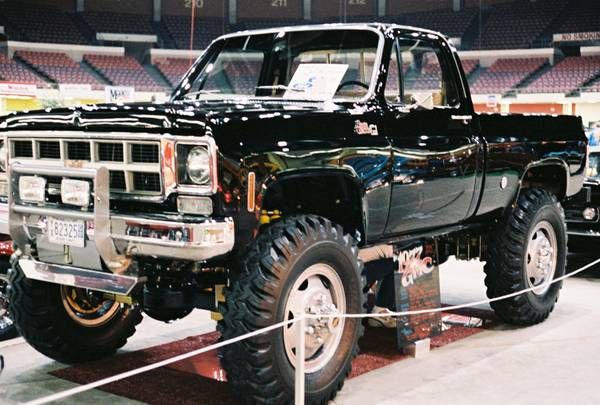 Bangshift Com This May Be The Coolest Square Body 4x4 We