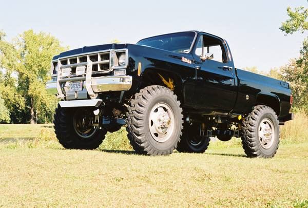 BangShift com This May Be The Coolest Square Body 4x4 We've