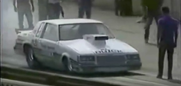Classic YouTube: Buddy Ingersoll At Bristol, 1986 – How To Screw With Pro Stock Using A 4.4L V6