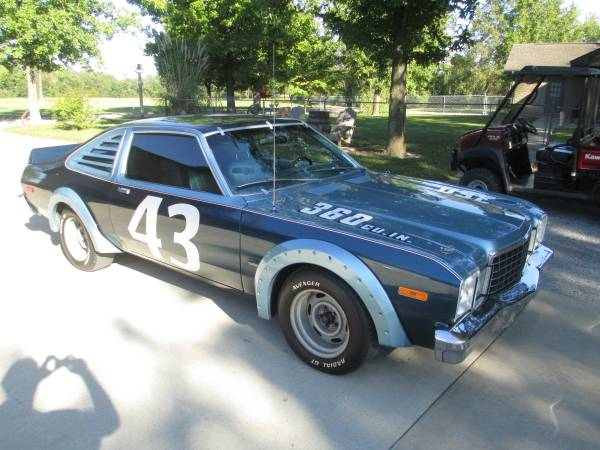 Craigslist Find: 1978 Plymouth Richard Petty Kit Car Goodness – This Thing Is Amazing