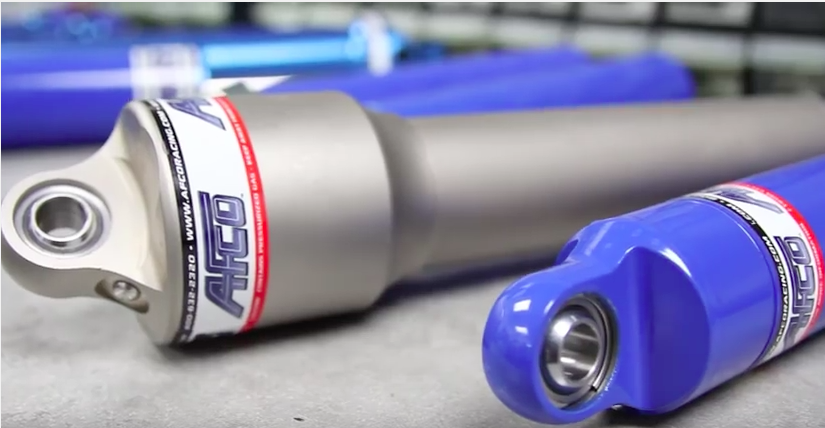 Video: Talking Shocks With AFCO – Interesting Information On High Performance Shocks