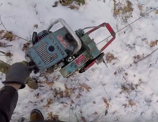 The Lewis Winch Has Been Around For 50 Years, Rules, And We Knew Nothing About It – Video