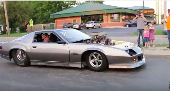 Brutal News: Drag Week Competitor Mike Wenzler Succumbs To Injuries Suffered In Nitrous Bottle Incident
