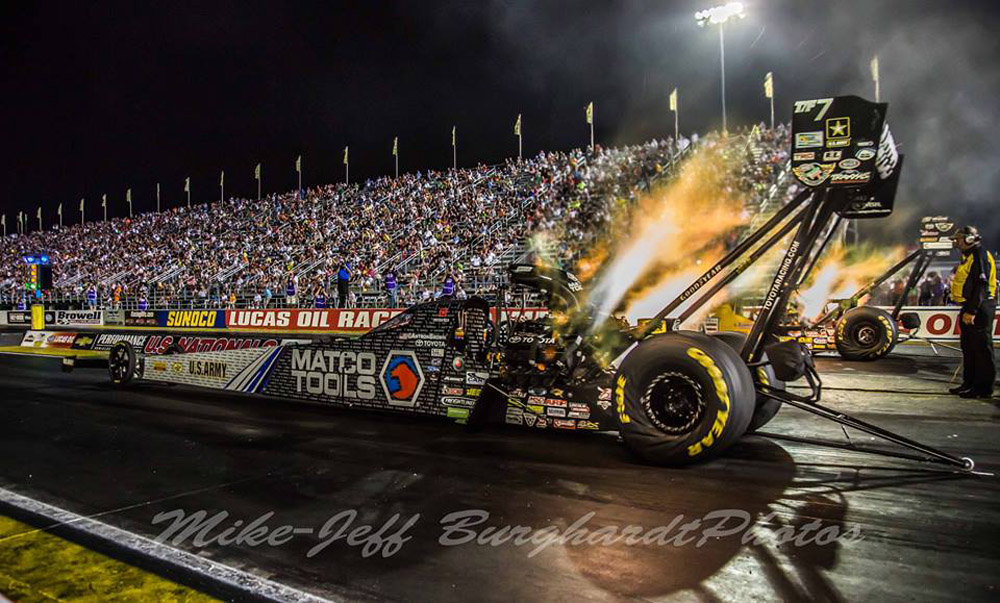 2015 U.S. Nationals Extra: Antron Brown Pockets $100,000 Traxxas Payday!