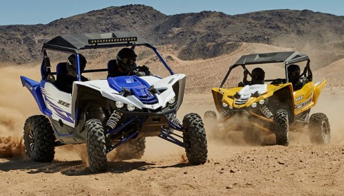 The Yamaha YXZ1000R UTV Might Be The Closest Thing To A Rally Car You Can Buy: Four-Wheel Drive, A High-Winding Engine And A Sequential Five-Speed!