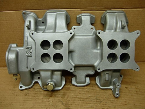 Big Dollar Power: This Factory 2×4 Intake For A Mercury 368 Y-Block Is Ultra Rare