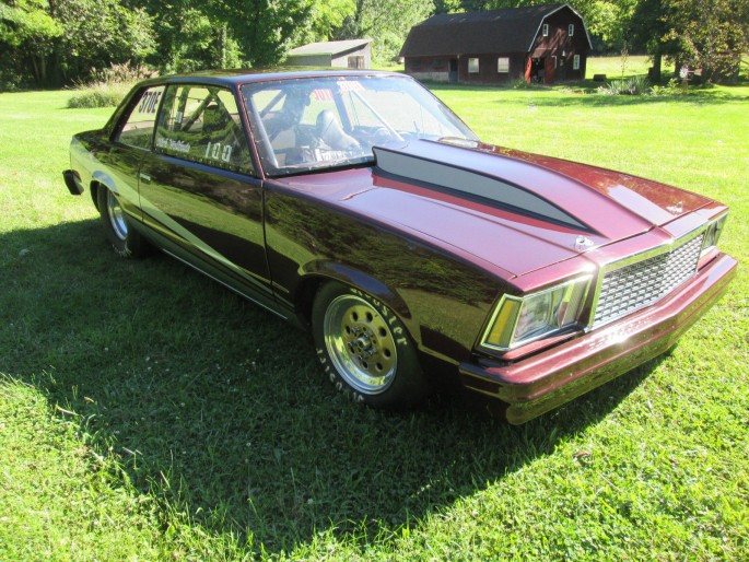 run 10 seconds the quick and easy way buy this 1979 chevy malibu. Black Bedroom Furniture Sets. Home Design Ideas