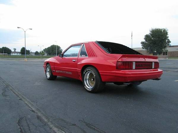 Bangshift Com 1982 Ford Mustang Gt Enduro