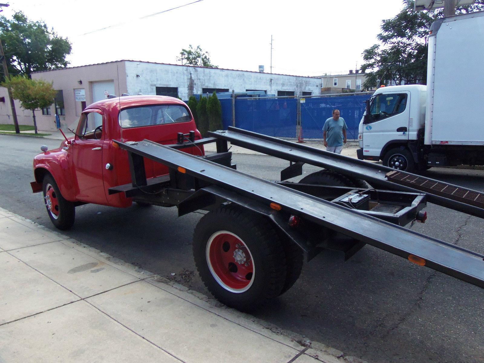1955 Studebaker Ramp Truck Crosley Car Wiring Diagram Stude1 Stude2