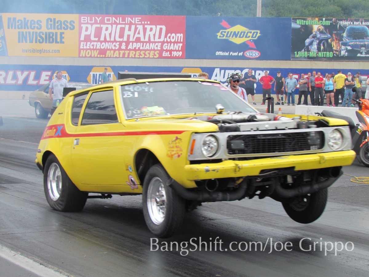 Drag Action Photos: The Chevrolet Manufacturer Series Stop At Maple Grove Raceway