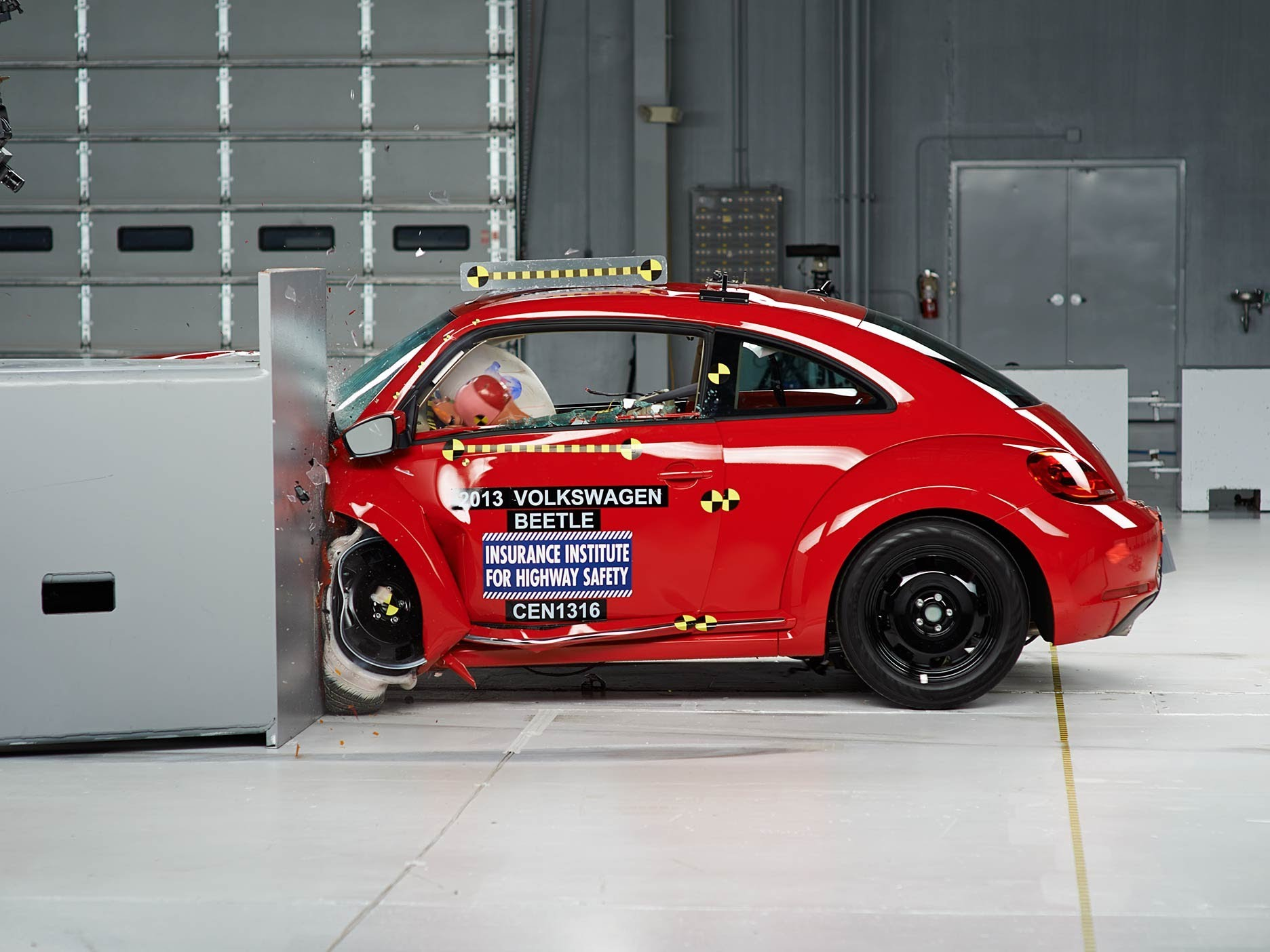 Vw Beetle Test >> Bangshift Com Volkswagen Fallout The Dow Jones Just Removed Vw From