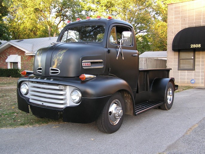 1948 Ford Coe Pickup Truck For Sale.html | Autos Weblog