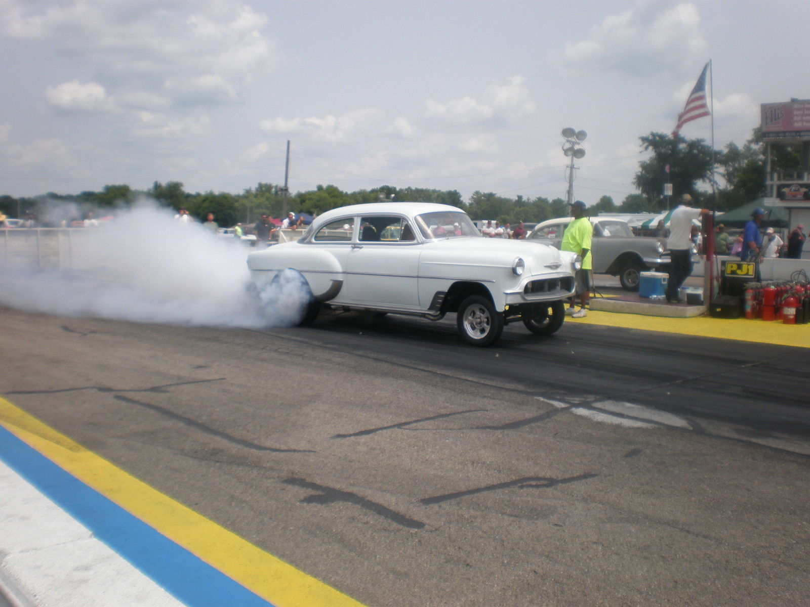 BangShift.com This Gasser Is Not Just For Show! Run 11\'s Out Of The ...