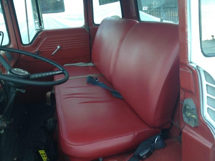 Ford C-800 Fire Truck Ramp Truck Car Hauler 10