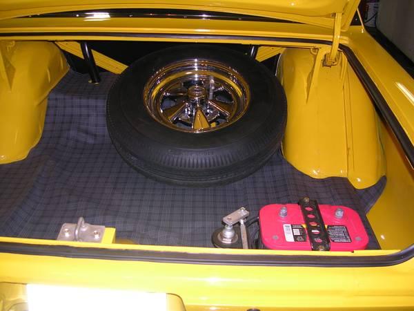 Memphis International Raceway >> BangShift.com Ultra Trick A990 Hemi Dodge Coronet With EFI And More! - BangShift.com