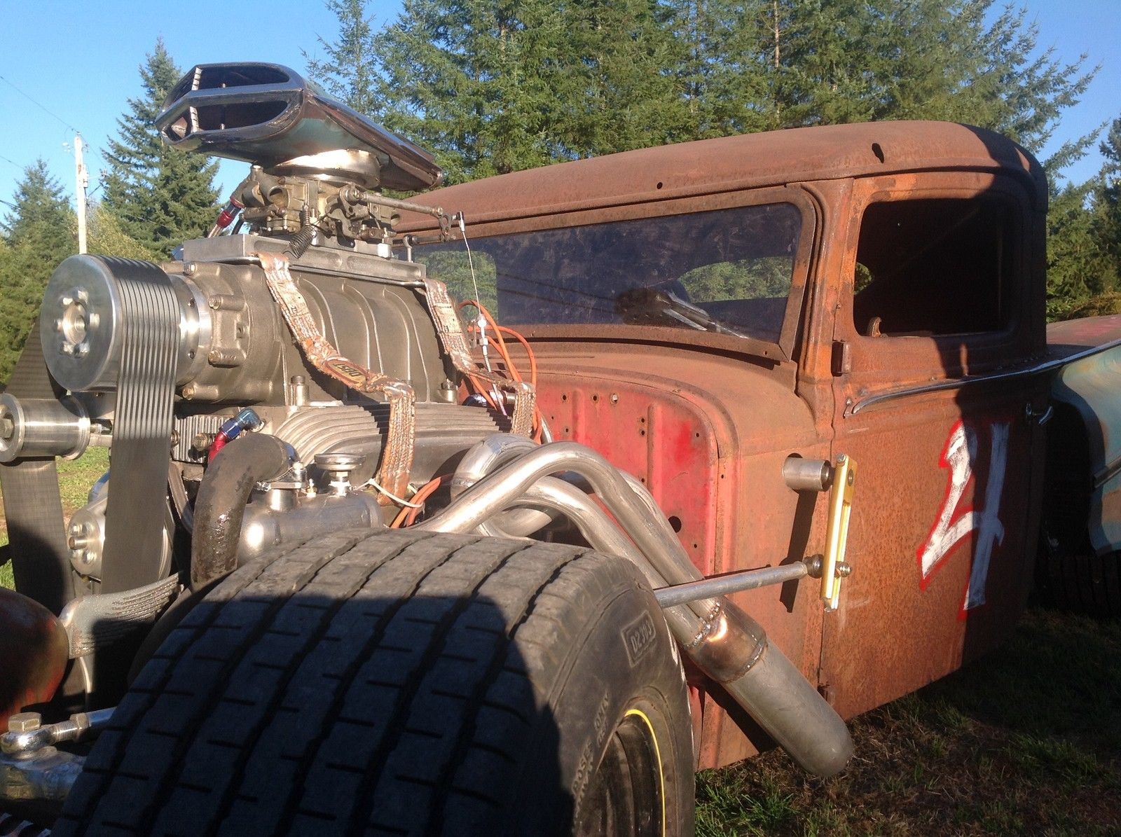 International-Rat-Rod-Pickup-6 Rat Rod Wiring on diagram for hot, factory five hot, ford hot,