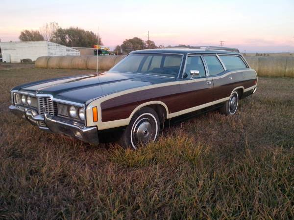 Rough Start: The Classic Wood-Paneled Station Wagon In The Form Of A Big - BangShift.com Rough Start: The Classic Wood-Paneled Station Wagon