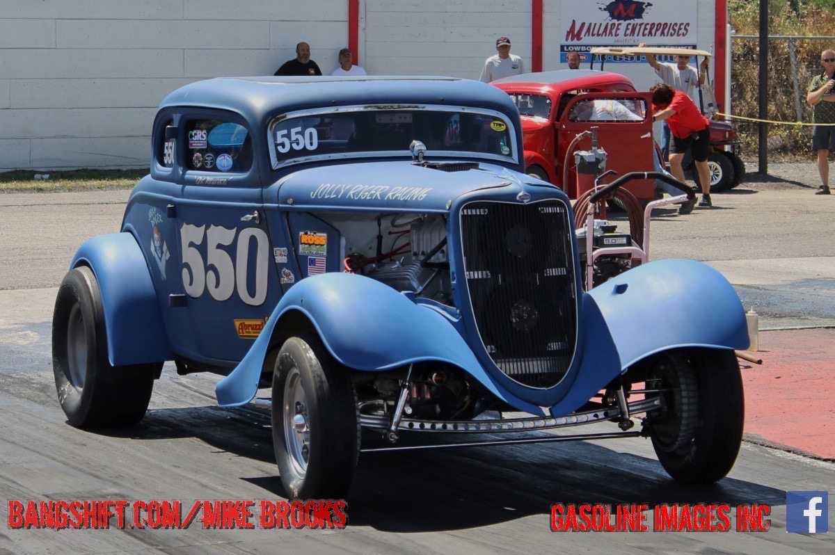 Sunday Nostalgia At Lancaster Dagway: Gas Attack! Check Out These Gasser Action Photos